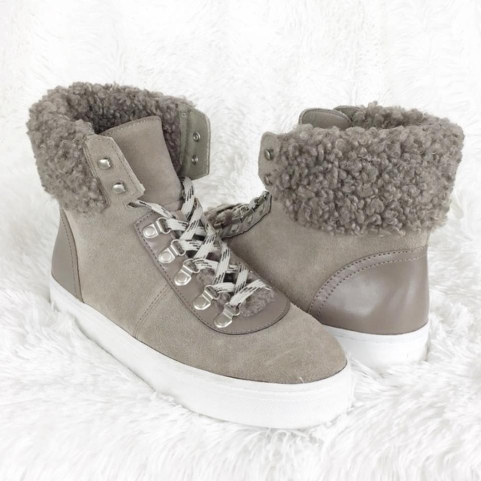 3d1154acbc93 Sam Edelman Gray Putty Luther F4640m1 Sneakers Size US 8 Regular (M ...