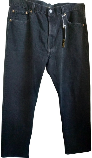 Item - Dark Blue Rinse XL (38) Icons 401 Reconstructed Capri/Cropped Jeans Size 16 (XL, Plus 0x)