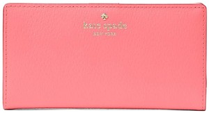Kate Spade KATE SPADE Grand Street Stacy Leather Continental Wallet