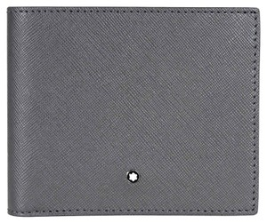 Montblanc Sartorial 8CC Crafted In Italian Calfskin Leather Men's Wallet