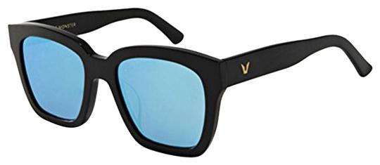 bfe0610a978 Gentle Monster The Dreamer Blue Mirrored Sunglasses Image 0 ...