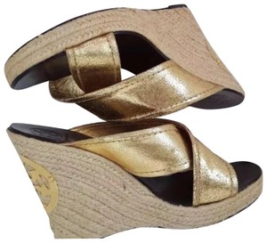 c4083d7f309cb Tory Burch Wedges on Sale - Up to 70% off at Tradesy (Page 2)