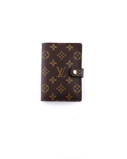 Preload https://img-static.tradesy.com/item/25055706/louis-vuitton-brown-agenda-pm-monogram-canvas-leather-notebook-planner-cover-0-0-540-540.jpg
