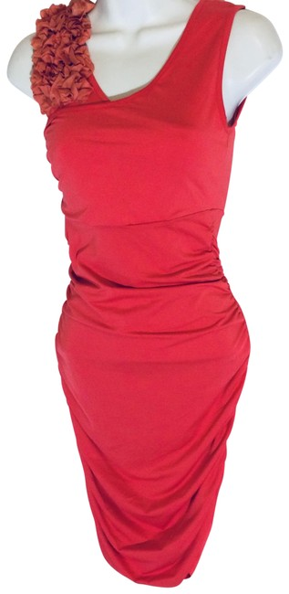 Item - Coral By Short Cocktail Dress Size 8 (M)