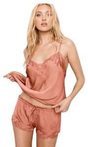 8b0af771fcdcc Victoria's Secret NEW Very Sexy Lace Satin Cami Short Sleep Set Small Not