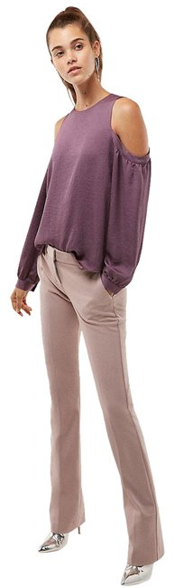 Item - Light Pink Columnist Barely In Fawn Pants Size 6 (S, 28)