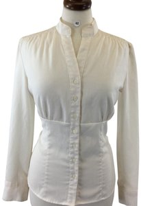East 5th Essentials Top white