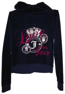 Juicy Couture JUICY COUTURE Terry Track Jacket Hoodie