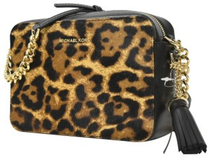 63d6d5c25a81 Michael Kors Leopard Bags - Up to 90% off at Tradesy