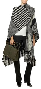 Maiyet Wool Winter Sweater Hand Knit Boho Cape
