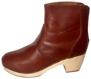 Madewell brown red Boots