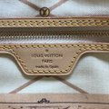 Louis Vuitton Newport Beach Trunks Summer Trunks Limited Edition Neverfull Tote in Damier Azur Image 9