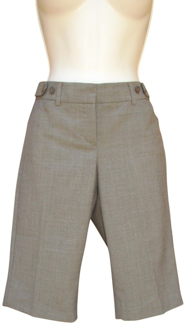 Item - Brown Nwot Editor Trouser Shorts Size 0 (XS, 25)
