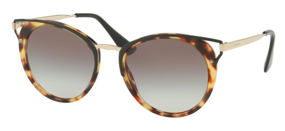 8d1c76c6bee3f Prada Multicolor New Vintage Semi Rounded Spr 68t 7s00a7 Free 3 Day  Shipping Sunglasses