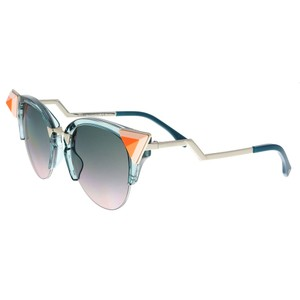 5fe2c66000 Blue Fendi Sunglasses - Up to 70% off at Tradesy (Page 2)