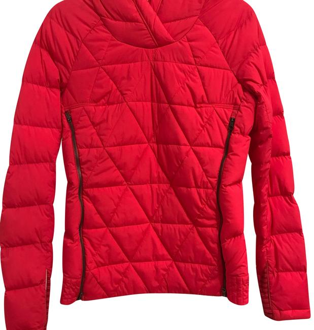 Item - Bright Pink Pullover Jacket Coat Size 6 (S)