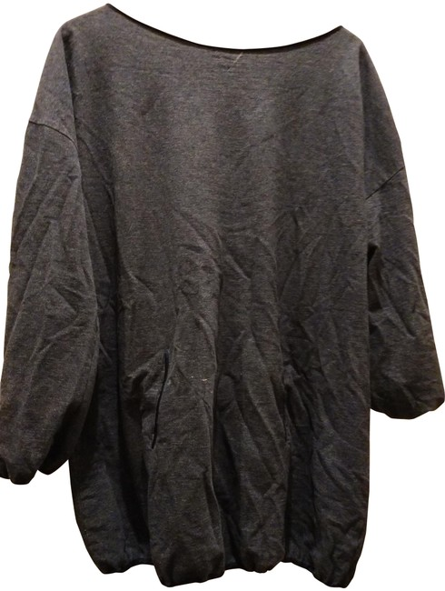 Preload https://img-static.tradesy.com/item/25061886/6397-charcoal-dark-blue-xl-made-in-the-usa-with-gathered-bottom-sweatshirthoodie-size-16-xl-plus-0x-0-1-650-650.jpg