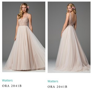 Watters Wedding Dresses Up To 90 Off At Tradesy
