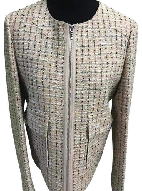 Item - Multicolor W New Tag Tweed Holly Jacket Size 6 (S)