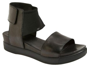 6ddec087447 Eileen Fisher Stretch Mesh Ankle Cushioned Footbed Velcro Ankle Closure  1.8