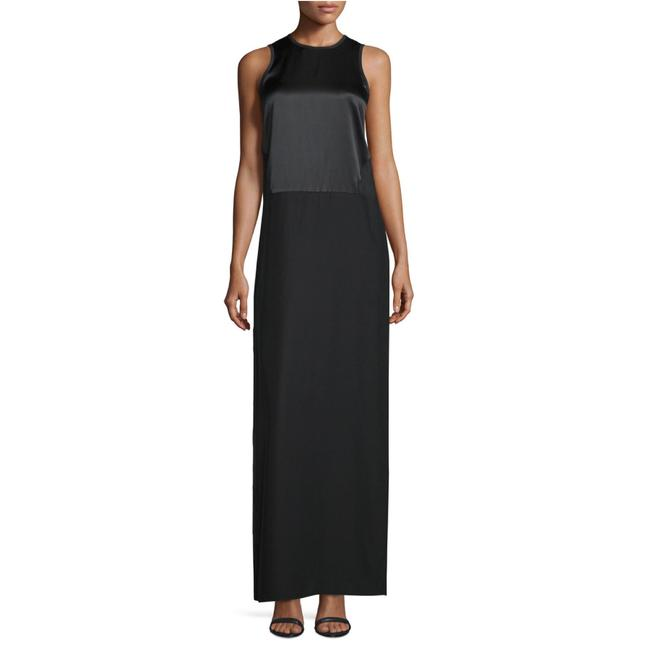 Item - Black Cody Combo Gown Long Formal Dress Size 2 (XS)