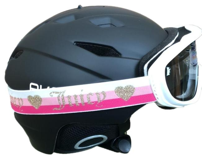 Item - Pink/White with Gold Writing