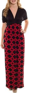 Black Maxi Dress by Coveted Clothing Gameday Bridesmaid Transformer Multi Way Sorority Colors