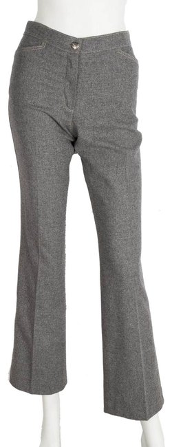 Item - Grey Wool 34 Pants Size 2 (XS, 26)