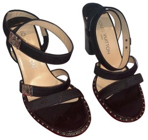 00a8fcc5e81 Women s Black Louis Vuitton Shoes - Up to 90% off at Tradesy