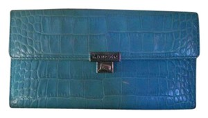 Ralph Lauren Light Turquoise Clutch