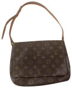 7e011c5ef055 Louis Vuitton Musette Tango Shoulder Bags - Up to 70% off at Tradesy
