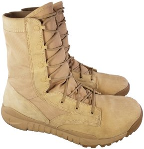 pretty nice 86a8d 45065 Nike Tactical Man Size 14 Trooper Combat BEIGE Boots