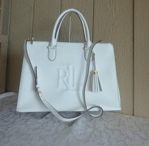 315379490a White Ralph Lauren Bags - Up to 90% off at Tradesy