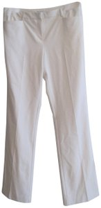 New York & Company Boot Cut Pants IVORY