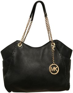 2108f5178636b4 MICHAEL Michael Kors Bag Susannah Black Quilted Leather Tote - Tradesy