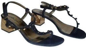 Lanvin Black Sandals