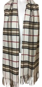 V. FRAAS Women's Plaid Scarf By V.Fraas Made in Germany