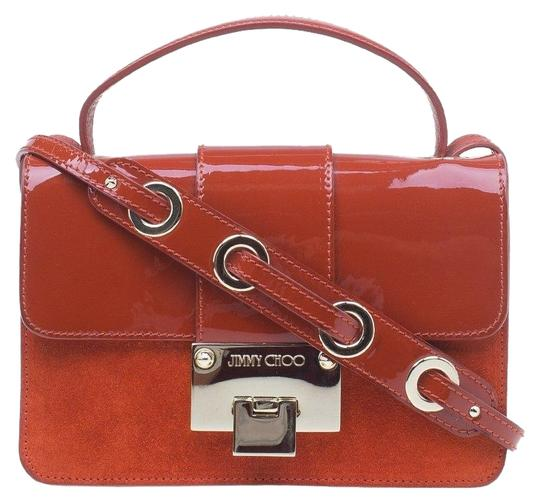 Preload https://img-static.tradesy.com/item/25069307/jimmy-choo-patent-leather-and-suede-rebel-red-cross-body-bag-0-1-540-540.jpg