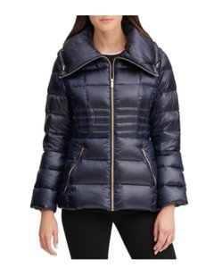 Karl Lagerfeld Karl Lagerfeld Womens Paris iridescent packable down jacket