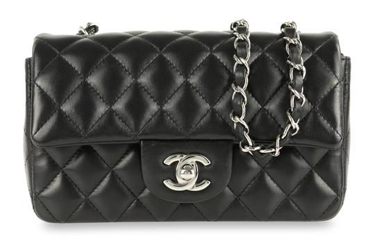 Chanel Leather Cross Body Bag Image 0