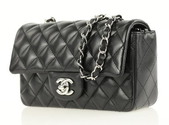 Chanel Leather Cross Body Bag Image 3