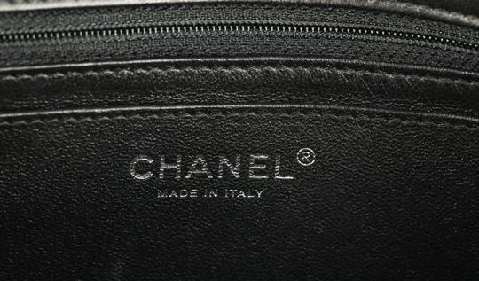 Chanel Leather Cross Body Bag Image 8