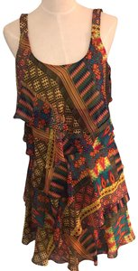 multi colored Maxi Dress by Signature by Robbie Bee