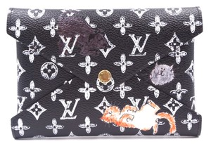 Louis Vuitton Kirigami RARE Monogram Catogram Limited Edition Clutch