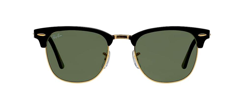 bf68f2f30b Ray-Ban Black Classic Clubmaster Rb 3016 W0365 -free 3 Day Shipping-  Sunglasses