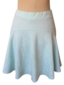 Urban Outfitters Mini Skirt mint
