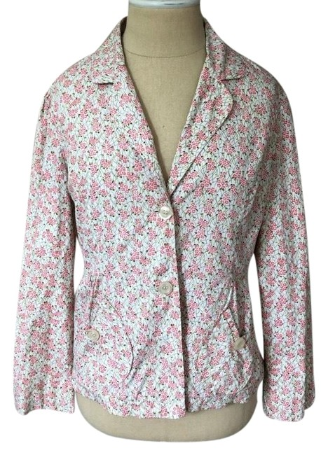 Preload https://img-static.tradesy.com/item/25072509/anthropologie-pink-multi-odille-floral-blazer-size-6-s-0-1-650-650.jpg