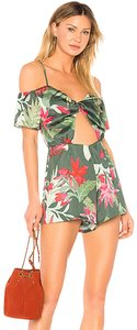 a4c5f9a0829 Green Rompers   Jumpsuits - Up to 70% off a Tradesy