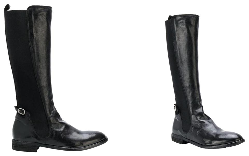 big sale new specials special for shoe Black Rozier Leather Boots/Booties Size EU 37.5 (Approx. US 7.5) Regular  (M, B) 12% off retail