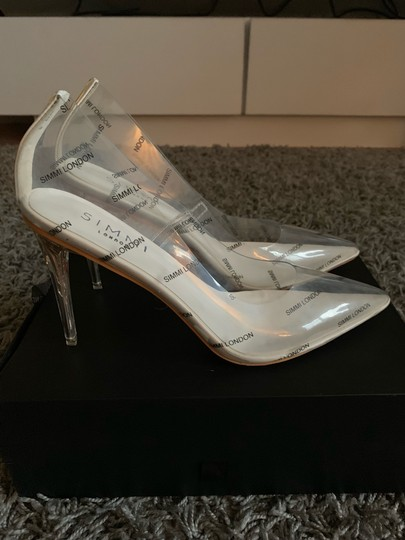 simmi clear Pumps Image 1